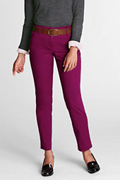 Women's Stretch Ankle Chinos