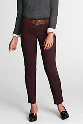 Knöchellange Stretch-Chinos für Damen