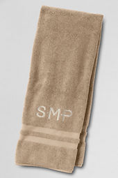 School Uniform Luxe Essential Washcloth, Hand & Bath Towel