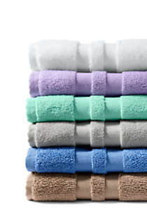 Essential Cotton Bath Towel, alternative image
