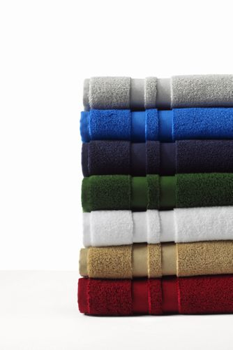 Try our Essential Bath Towels at Lands' End. Everything we sell is Guaranteed. Period.® Since