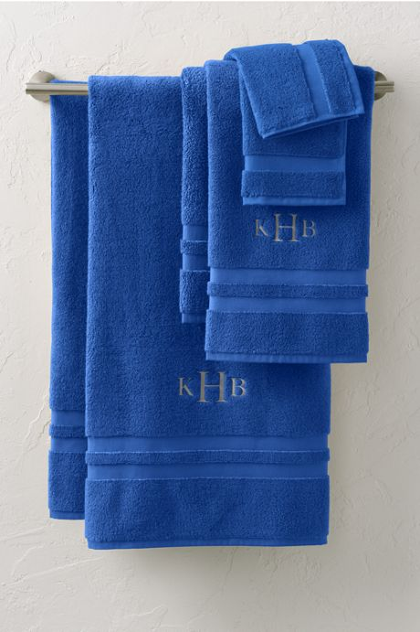 School Uniform Essential Cotton Bath Towel