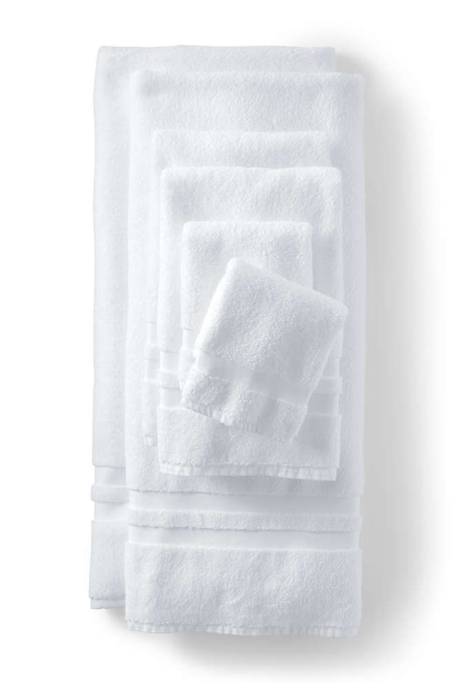 Essential Cotton Bath Towel, Front