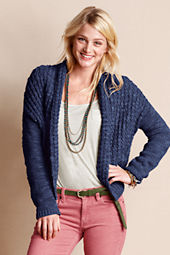 Women's Open Shawl Cardigan