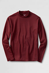 Men's Thermaskin™ Heat Midweight Base Layer Mock Turtleneck