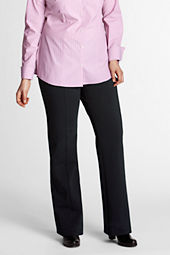 Women's Plus Size Ponté Pants