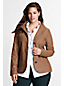 Women's Plus Herringbone Wool blend Jacket