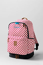 School Uniform Kids' Small Check Dash Pack