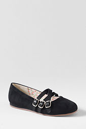 Girls' Kiki 3-strap Skimmer Shoes