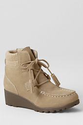 Girls' Tatum Wedge Booties