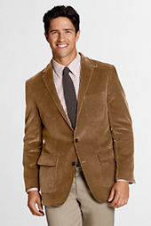 Men's Tailored Fit 10-wale Corduroy Sportcoat