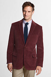 Men's Traditional Fit 10-wale Corduroy Sportcoat