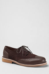 School Uniform Men's Astor Wingtip Shoes