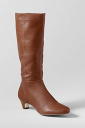 Women's Emory Low Heel Tall Boots