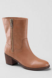 Women's Holbrook Outside-zip Mid Heel Boots