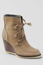 Women's Tenley Wedge Booties