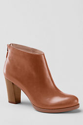 Women's Rowe Back-zip High Heel Booties
