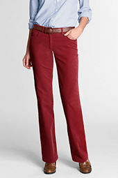 Women's Original Boot-cut Corduroy Pants