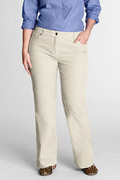 Women's Fit 2 Boot-cut Corduroy Pants