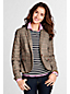 Women's Regular Piped Jacket