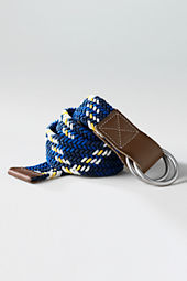 Boys' Cord Braided Belt