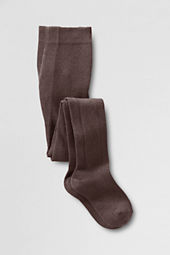 Girls' Textured Pointelle Tights