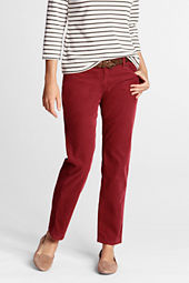 Women's Fit 1 Slim Ankle Corduroy Pants