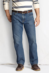 Men's Made in the USA Straight Fit 5-pocket Denim Jeans