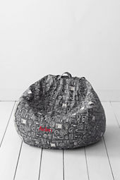 Boys' Junior Tools Print Bean Bag Cover or Insert