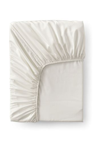 Supima Cotton Non Iron Single Fitted Sheet