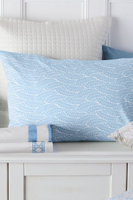 No Iron Supima Solid Pillowcases