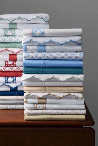 Supima Cotton No Iron Sateen Flat Sheet - 400 Thread Count