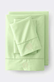 Supima Cotton No Iron Sateen Fitted Sheet - 400 Thread Count