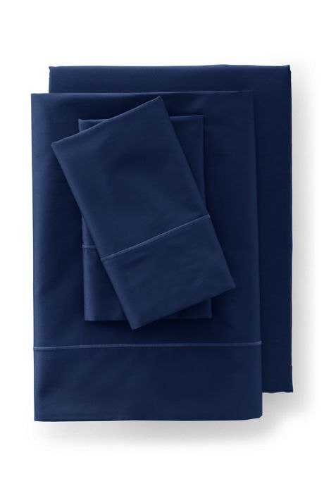 Supima Cotton No Iron Sateen Sheets - 400 Thread Count