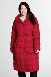 Women's Down Chalet Long Coat