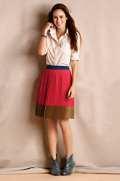 Women's Gatsby Colorblock Skirt