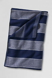 Pendleton Stripe Heather Wool Blanket
