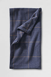 Pendleton Windowpane Plaid Wool Blanket