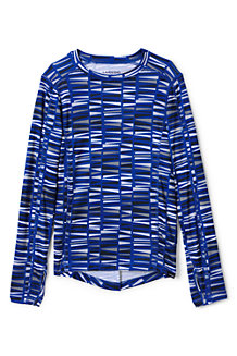 Boys' Print Thermskin Heat Midweight Top