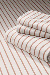 5-oz Flannel Yarn Dyed Stripe Sheet Set
