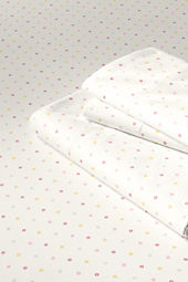 Girls' 200-count Percale Printed Bedding