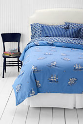 Boys' 200-count Printed Duvet Cover