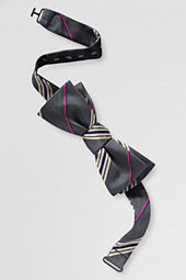 Men's Multi Stripe Bowtie