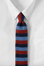 Men's Stripe Knit Necktie