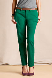 Women's True Slim Chinos