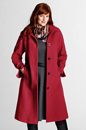 Women's Luxe Wool Coat