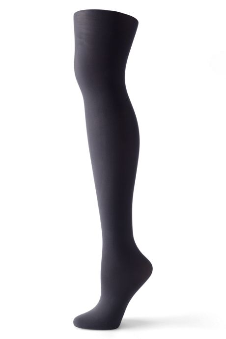 School Uniform Women's Opaque Control Top Tights