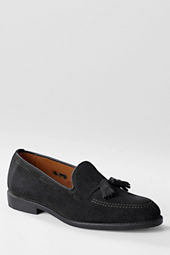 Men's Allen Edmonds Slip-on Moc Toe Tassel Shoes