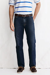 Men's Made in the USA Traditional Fit 5-pocket Denim Jeans
