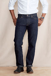 Men's 628 Straight Fit Jean – Rinsed Wash